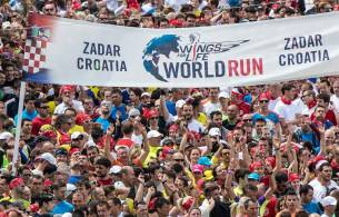 Trčimo za one koji ne mogu, Wings for Life World Run 2017, Zadar